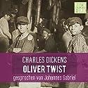 Oliver Twist - ungekürzt Hörbuch von Charles Dickens Gesprochen von: Johannes Gabriel