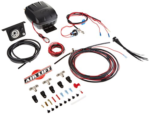 AIR LIFT 25592 Load Controller II On Board Air Compressor System (1985 Jeep Cj7 Lift Kit compare prices)