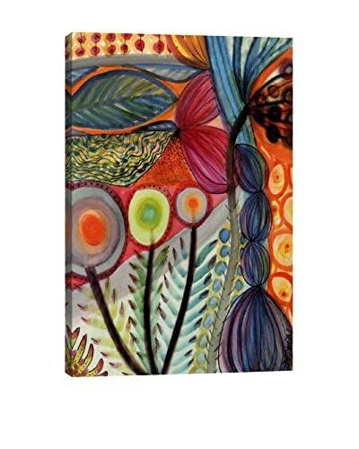 Sylvie Demers Vivaces Canvas Print, Multi, 26 x 18