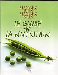 Le  guide de la nutrition