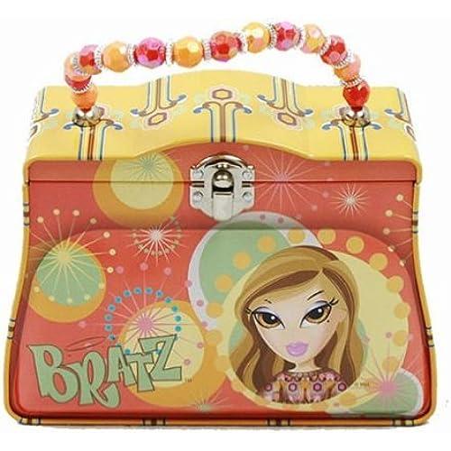Classic Purse - Bratz (  즈 ) - 1 Girl Classic Purse (920107R) Metal Case tin920107-2 피규어 장난감 인형 (병행수입)-
