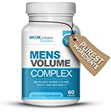 Mens Volume Complex- Natural Dietary Supplement Maximising Prostate and Fertility Health with an Amino Acid/ Vitamin Complex to target Performance