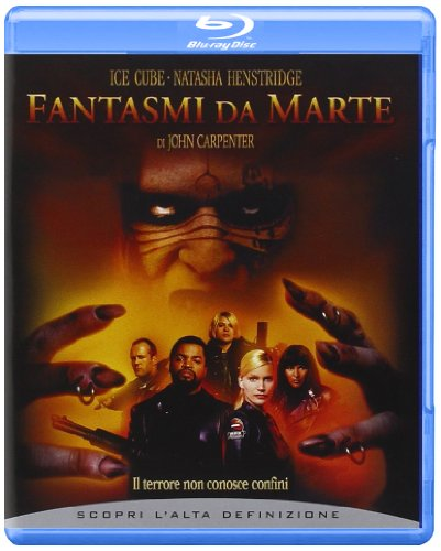 Fantasmi da Marte [Blu-ray] [IT Import]