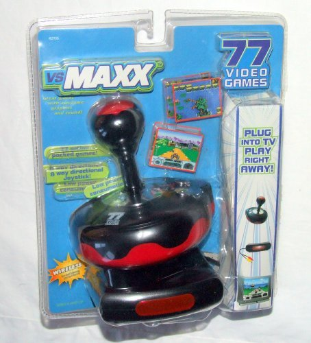 Tv Games Plug Into : Vs maxx wireless video games plug into play right away