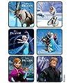 Disney's Frozen Sticker Set 90 Sticke…