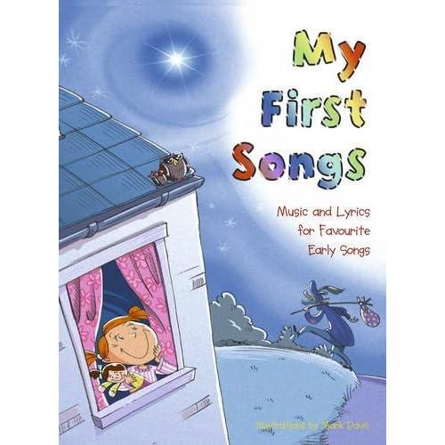 My First Songs Mark Davis