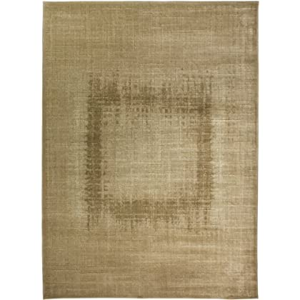 Rizzy Rugs GA-3185 2-Foot-by-3-Foot-7-Inch Galleria Area Rug, Modern Cream deal 2015