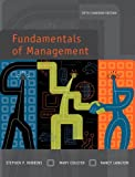 Fundamentals of Management, Fifth Canadian Edition (5th Edition)