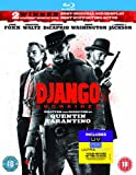 Django Unchained (Blu-ray + UV Copy) [2013] only £13.99 on Amazon