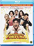 Acquista Baciato Dalla Fortuna (Blu-Ray+Dvd)
