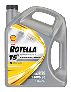 Shell Rotella 550019908 3pk T5 10w 30