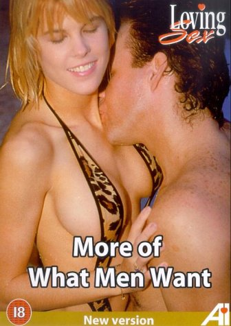 More Of What Men Want [2001] [DVD]