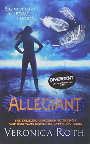 Allegiant (Divergent, Book 3): 3/3