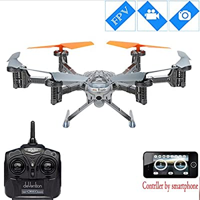 FPV Camera Drones Control By Smartphone Support Return Home Automatically