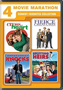 4 Movie Marathon: Comedy Favorites Collection [Import]