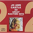 22 Great Ragtime Hits Volume 2
