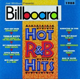 Various Artists - Billboard Hot R&B Hits 1988 - Zortam Music