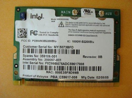 Intel pro wireless 2200bg wpa2