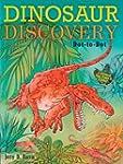 Dinosaur Discovery Dot-to-Dot