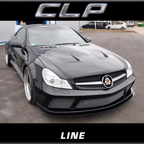 CLP Motorhaube SR 650 GT fuer Mercedes Benz SL