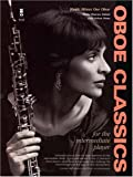 Music Minus One Oboe: Oboe Classics for the Intermediate Player (Sheet Music & CD) (1596153598) by Elaine Douvas