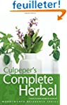 Culpeper's Complete Herbal: A Book of...