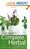Culpeper's Complete Herbal (Wordsworth Reference)
