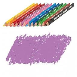 JOLLY X-BIG Delta Colored Pencil, Cyclamen, Three 12-Packs = 36 pcs. 3399-0008
