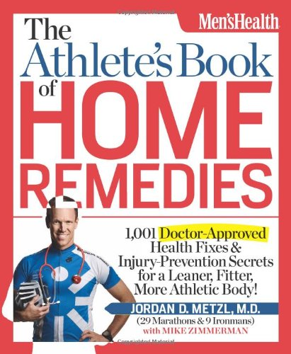The Athlete S Book Of Home Remedies