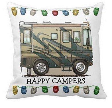RV Motorhome Camper