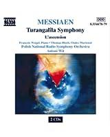 メシアン:トゥーランガリーラ交響曲/キリストの昇天