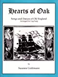 img - for Hearts of Oak: Songs and Dances of Old England, Arranged for Lap harp book / textbook / text book