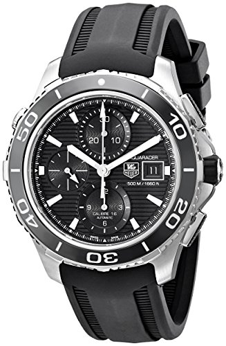 Tag-Heuer-Mens-CAK2110FT8019-Aquaracer500-Stainless-Steel-Watch-with-Black-Rubber-Strap