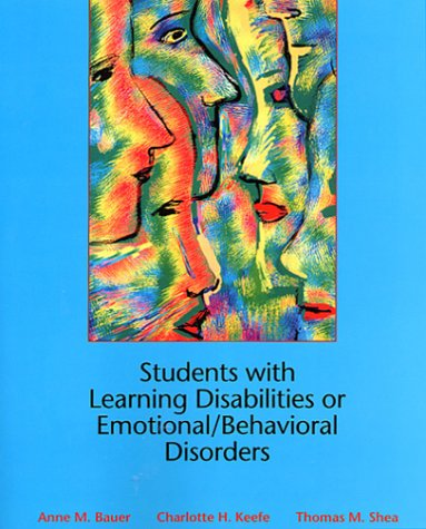 emotional or behavioral disorders essay