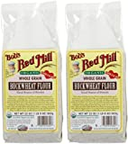 Bob's Red Mill Organic Buckwheat Flour, 22 oz, 2 pk