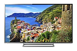 Toshiba 58L8400U 58-Inch 4K Ultra HD 120Hz Smart LED HDTV (Black/Gunmetal) from Toshiba