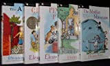 img - for Eleanor Estes Collection 5 Volumes (Pinky Pye, Ginger Pye, The Alley, The Moffats, & The Moffat Museum) book / textbook / text book
