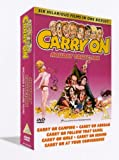 Carry On... - The Holiday Collection [6 DVDs] [UK Import]
