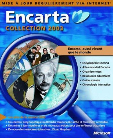 Collection Encarta 2003