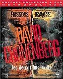 Coffret Collector David Cronenberg : Rage / Frissons - Digipack 2 DVD [Édition Collector]