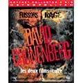 Coffret Collector David Cronenberg : Rage / Frissons - Digipack 2 DVD [�dition Collector]