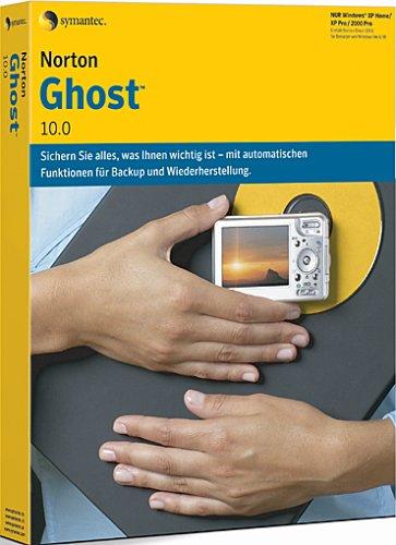 Norton Ghost 10 Upgrade (PC)