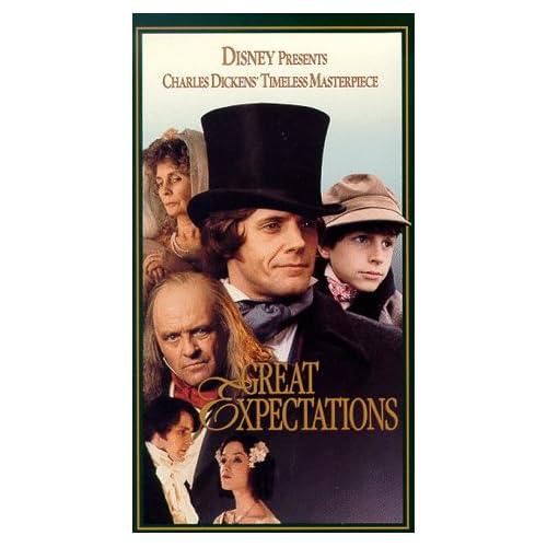 Amazon.com: Great Expectations [VHS]: Jean Simmons, John Rhys-Davies