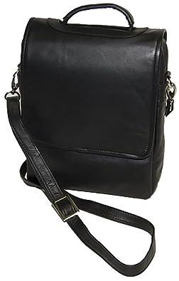 Black Organiser Shoulder Bag 73