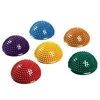 SPRI 6 Balance Pods (Set of 6)