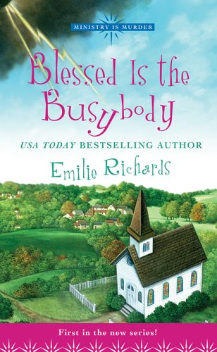 Image for Blessed Is The Busybody (Ministry Is Murder Mystery)
