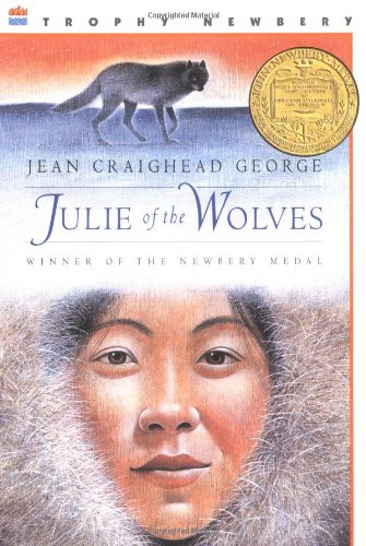 Cover of Julie of the Wolves (HarperClassics)