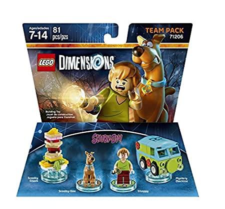Scooby Doo Team Pack - LEGO Dimensions