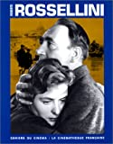 Roberto Rossellini (French Edition) (2866420888) by Bergala, Alain