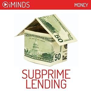 Subprime Lending Audiobook